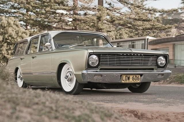 1966 Chrysler REGAL SAFARI
