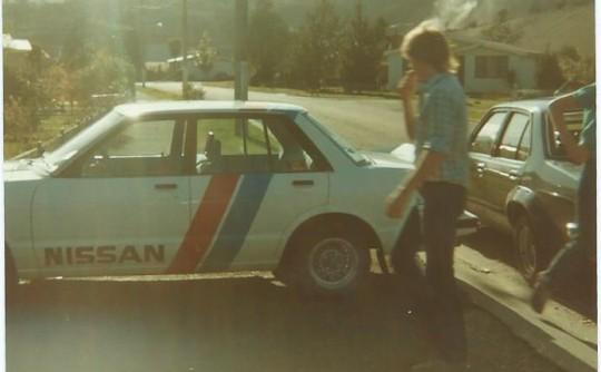 1984 Nissan Nissan Bluebird George Fury Special
