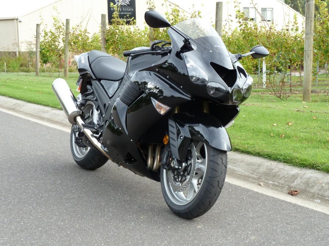 2010 Kawasaki ZX14