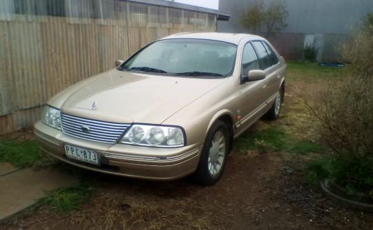 1999 Ford Fairlane Ghia