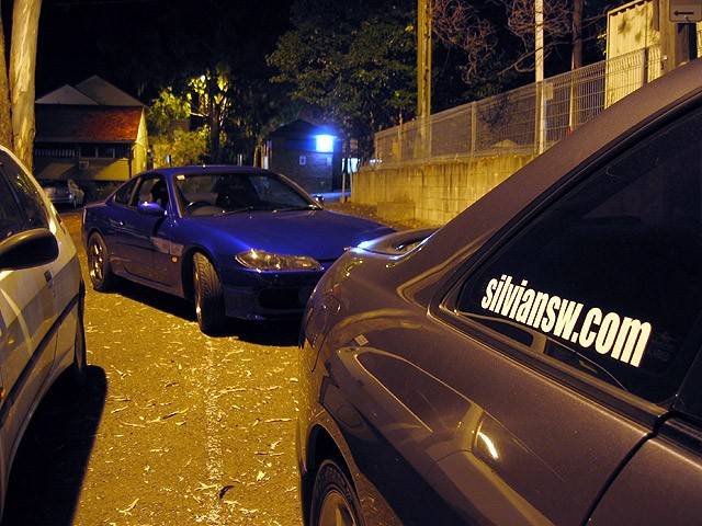 2001 Nissan 200 SX SPEC S