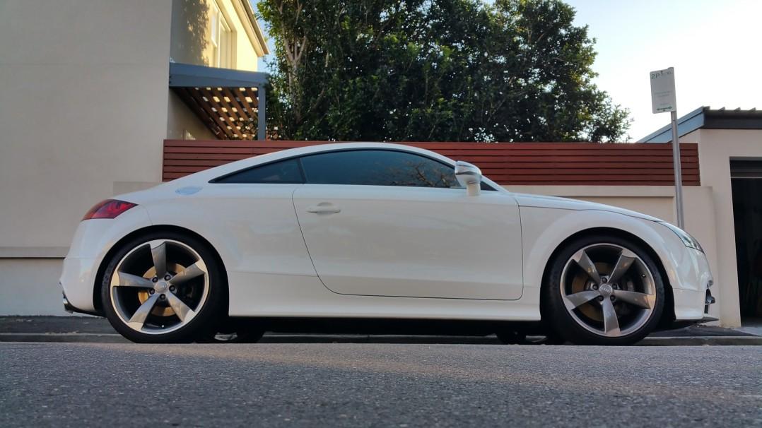 2012 Audi TT-S
