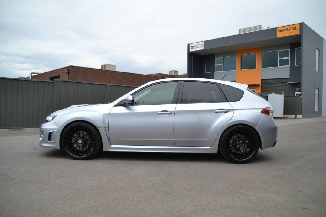 2013 Subaru IMPREZA WRX LTD ED
