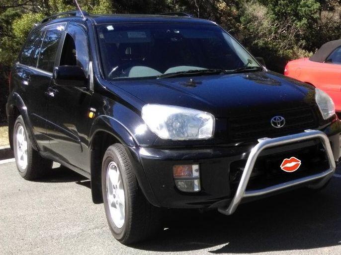 2001 Toyota RAV 4