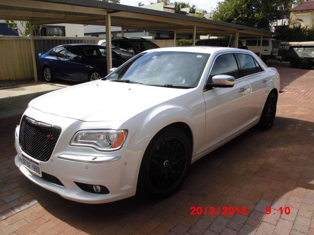 2012 Chrysler 300c LX