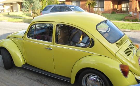 1975 Volkswagen BEETLE 1.6