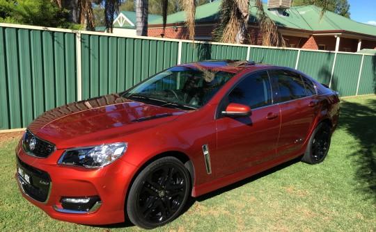 2017 Holden Commodore VF11 SSV