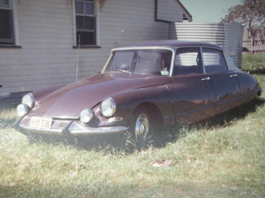 1966 Citroen DS 21