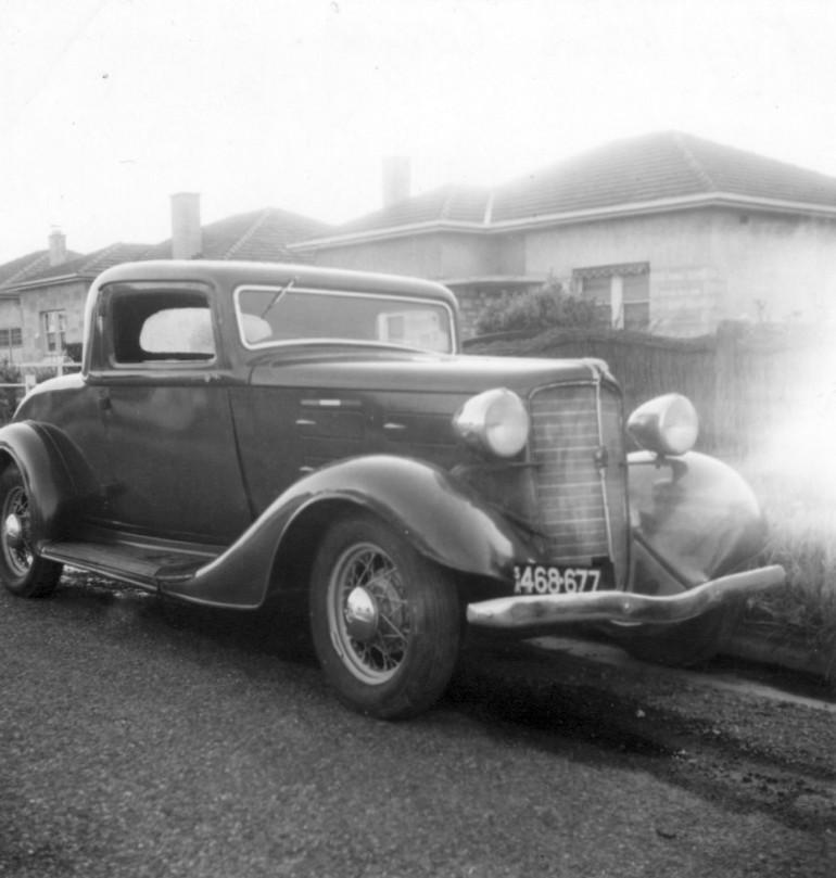 1934 Nash LaFayette