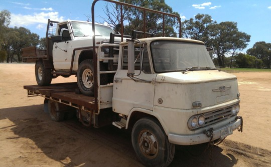 1977 Nissan Cab over