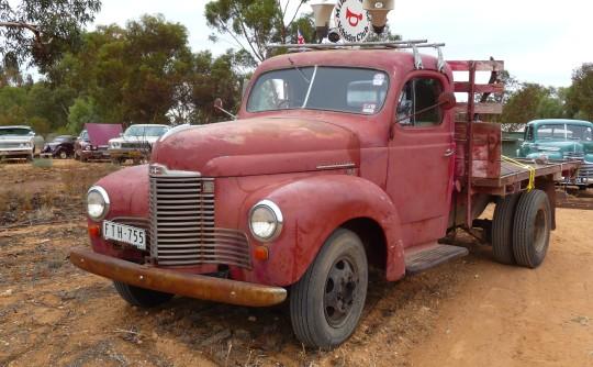 1949 International KB-3