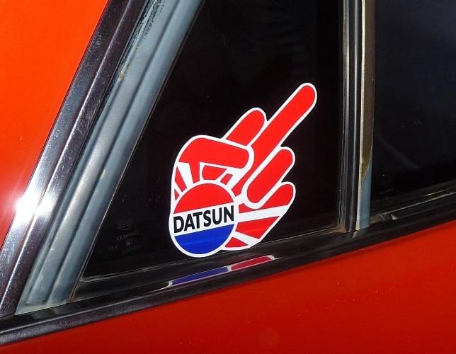 John Wright,Datsun 240k,Shannons,Datsun,race history,motoring history,Mark Oastler,Shannons Club TV,Episode 78