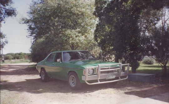 1977 Holden HZ Kingswood SL