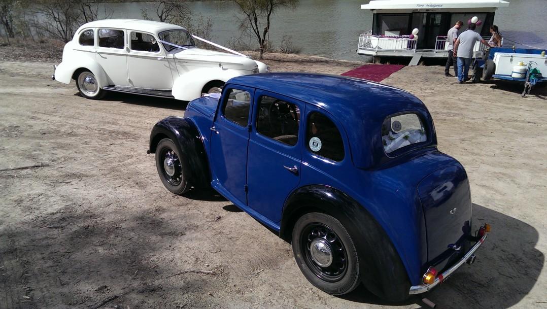 1948 Morris 8