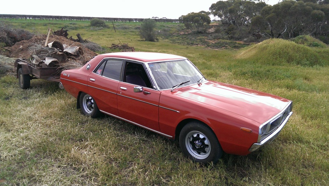 1977 Datsun 240k GL - C110
