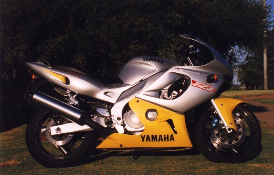 1996 Yamaha YZF600