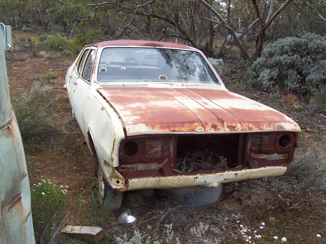 1970 Holden HT Kingswood