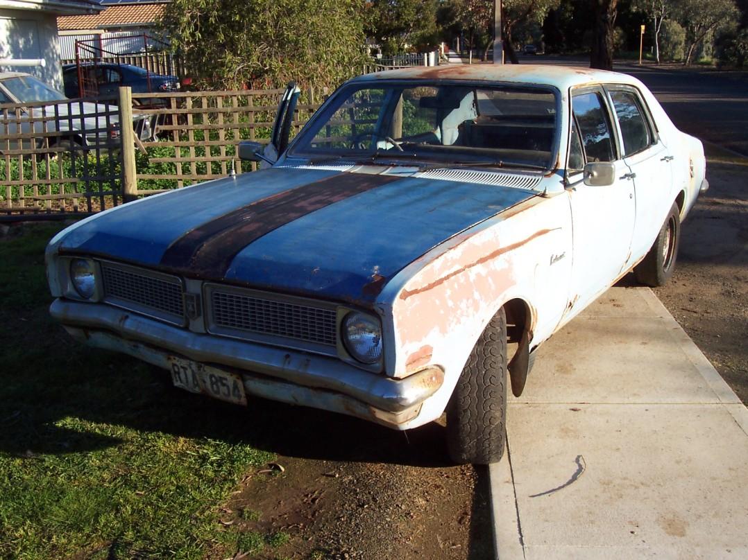 1971 Holden HG Belmont