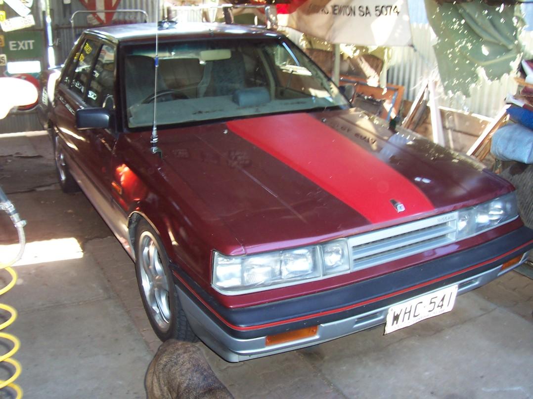 1987 Nissan Silhouette