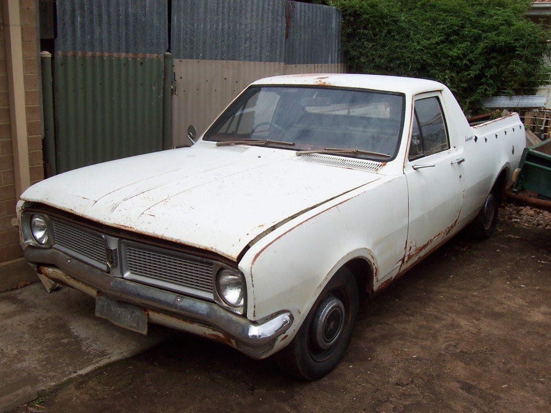 1970 Holden hg belmont