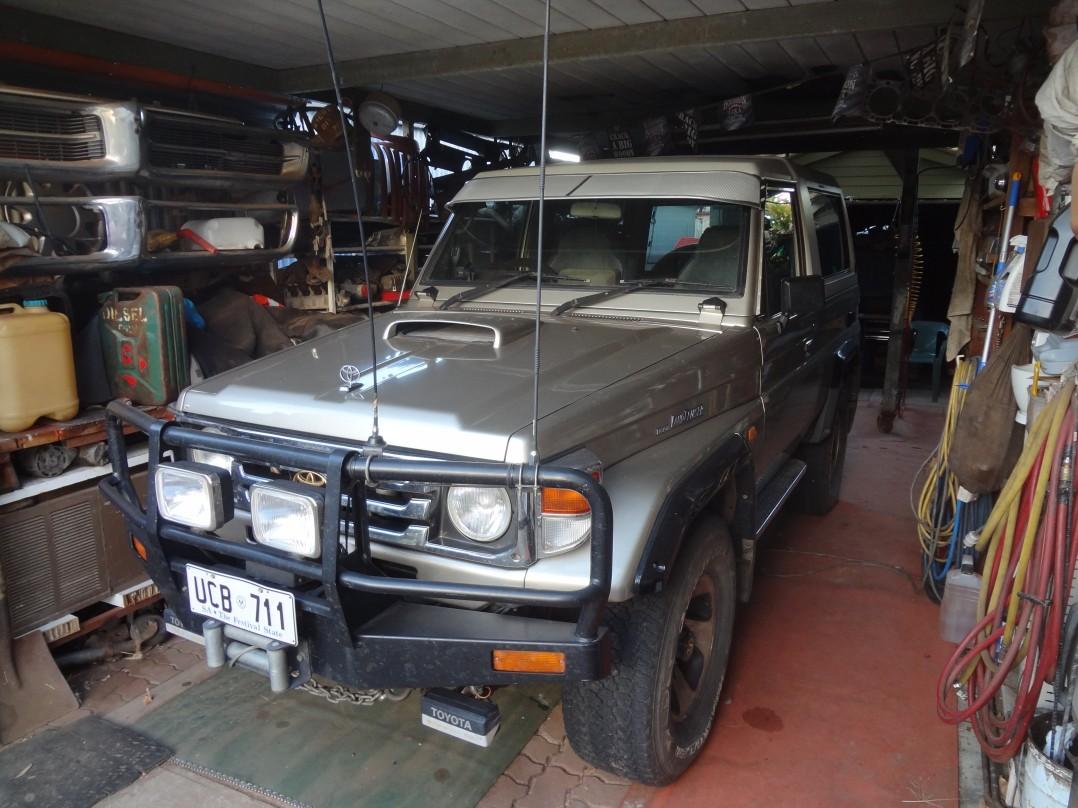1985 Toyota hdj73