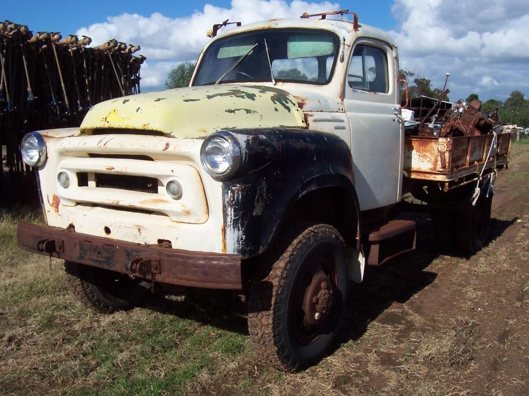 1957 International Harvester ASW160 4wd