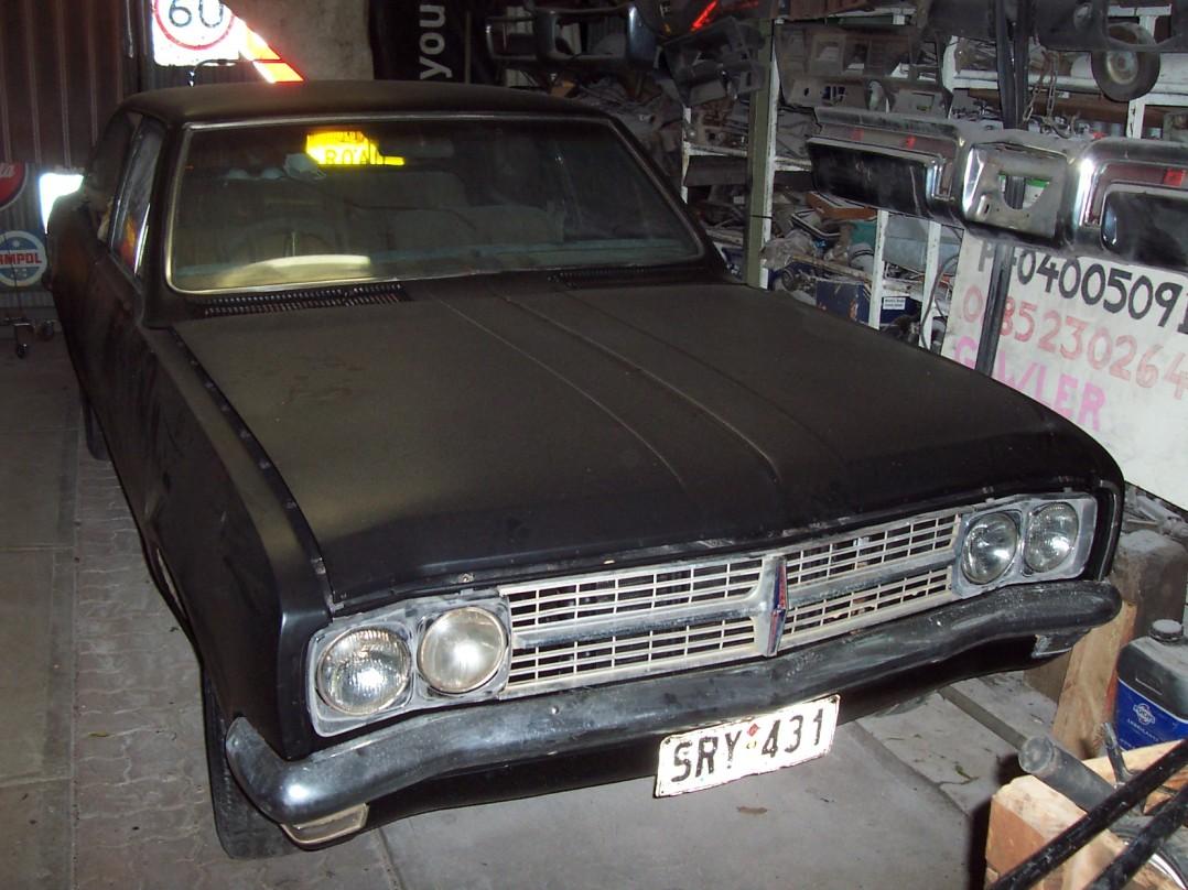 1968 Holden hk Premier
