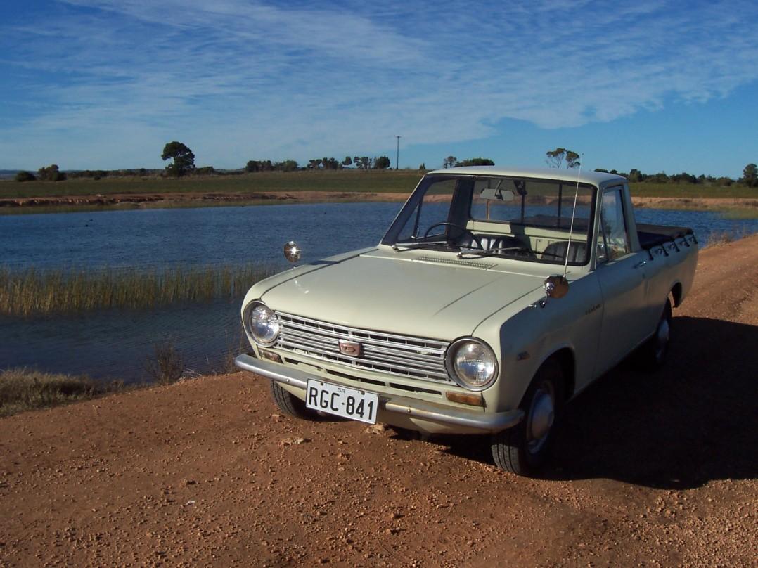 1968 Datsun 1000