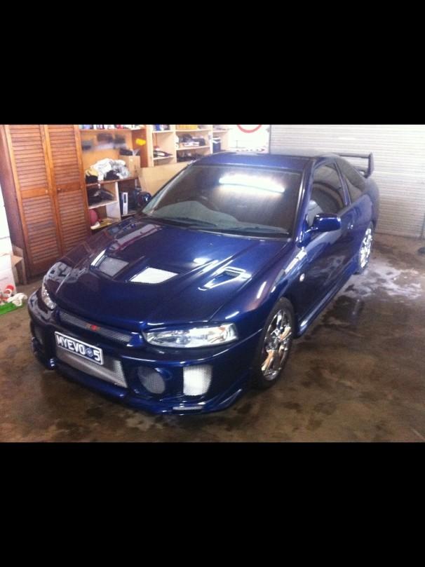 2001 Mitsubishi LANCER Gli