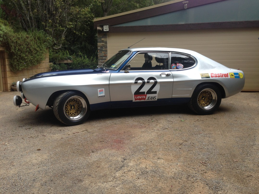 1971 Ford Capri RS 2600