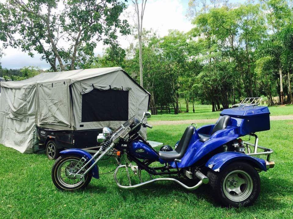 2006 Oz Trike 1584cc CHOPPER 2 (2 SEATER)
