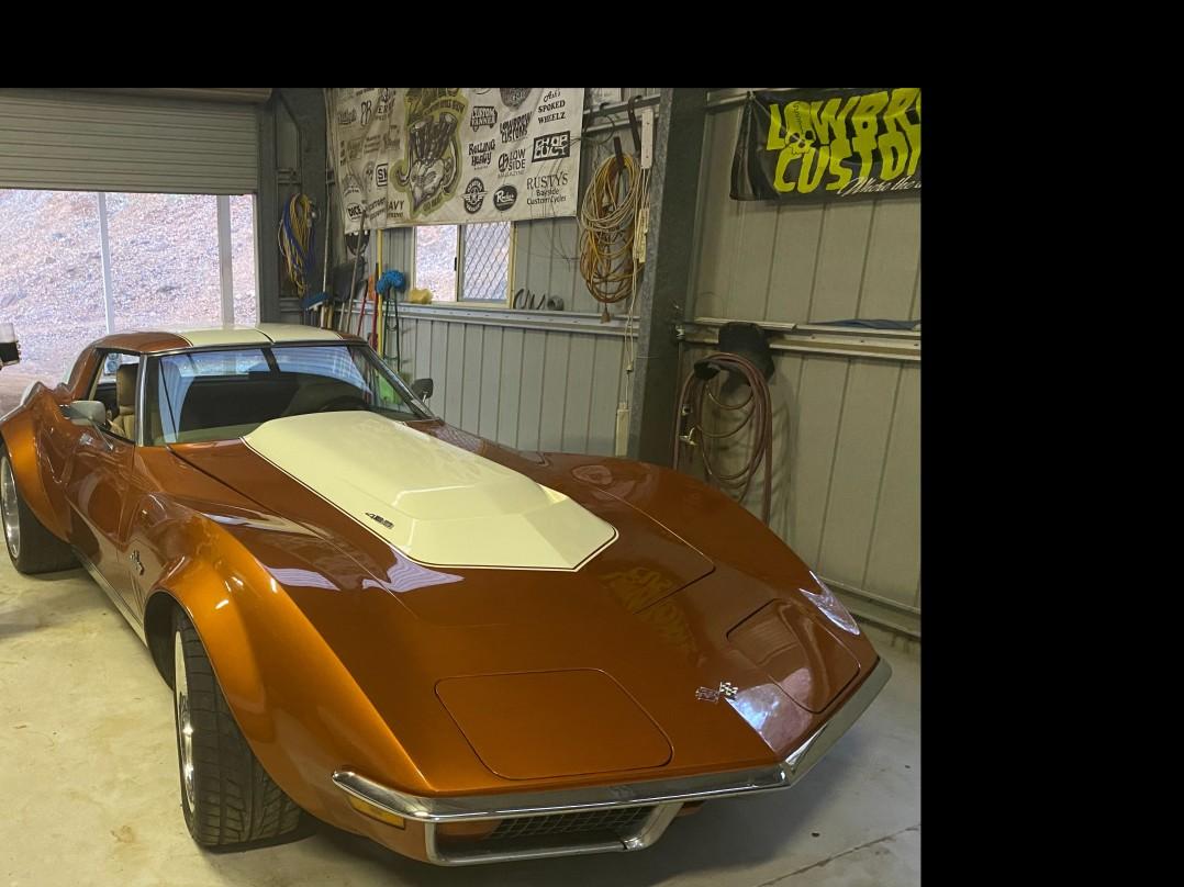 1969 Chevrolet Big block corvette
