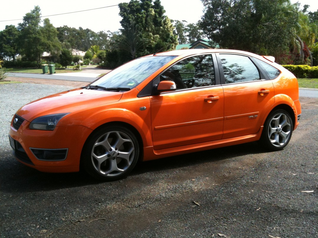 2008 Ford FOCUS LX