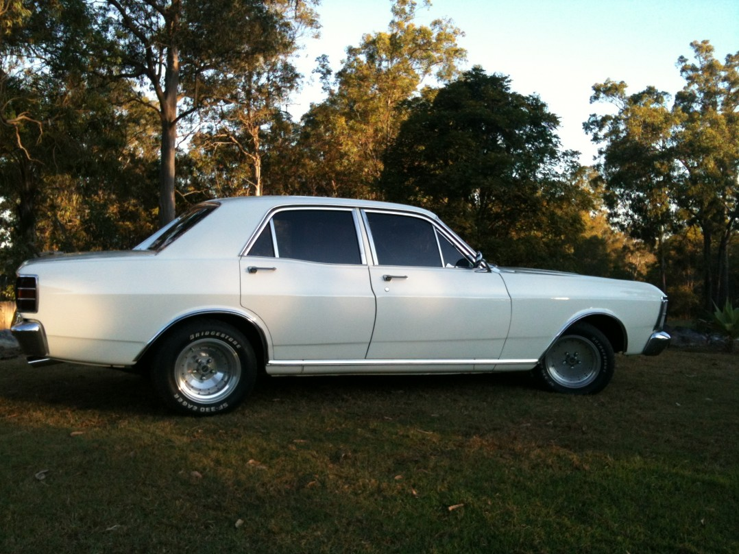 1970 Ford XW Fairmont
