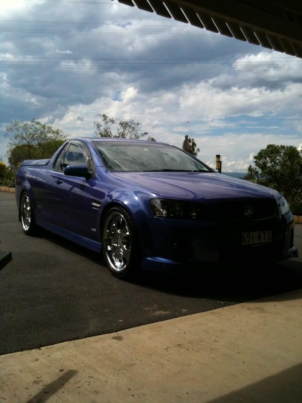 2008 Holden SS