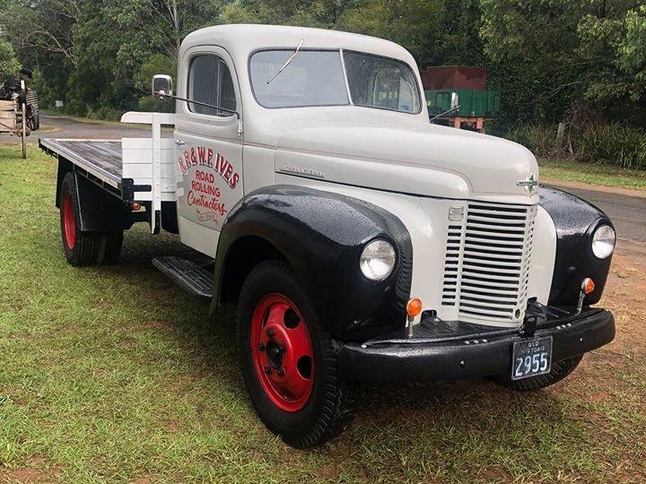 1946 International Harvester K5