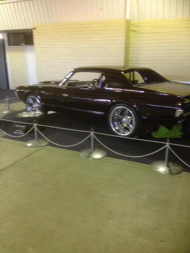 1967 Mercury XR7