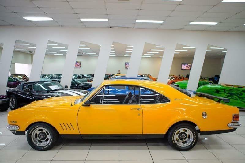 1971 Holden HG GTS