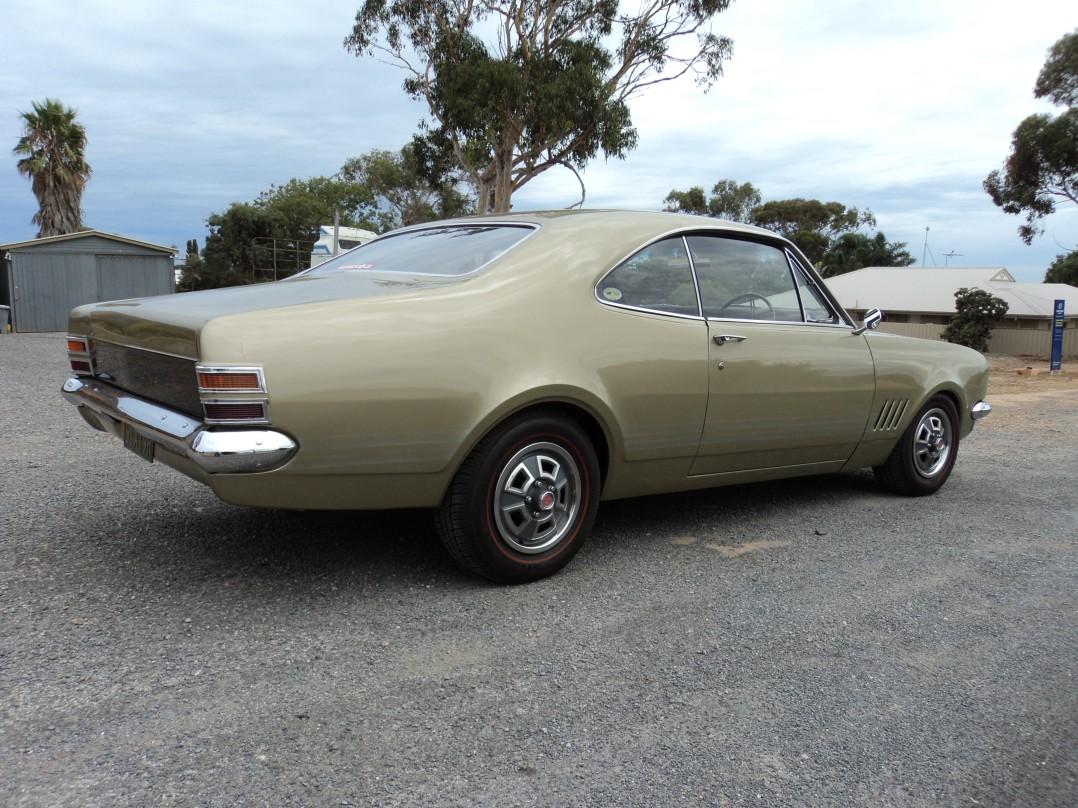 1969 Holden HT GTS