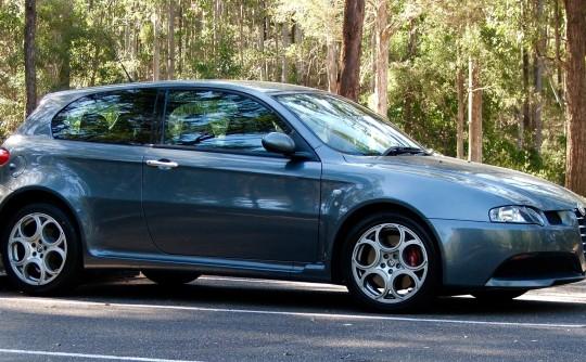 2005 Alfa Romeo 147 GTA MONZA