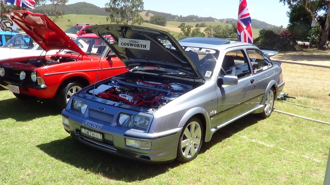 1986 Ford SIERRA COSWORTH