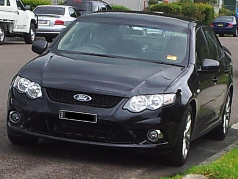 2009 Ford XR6