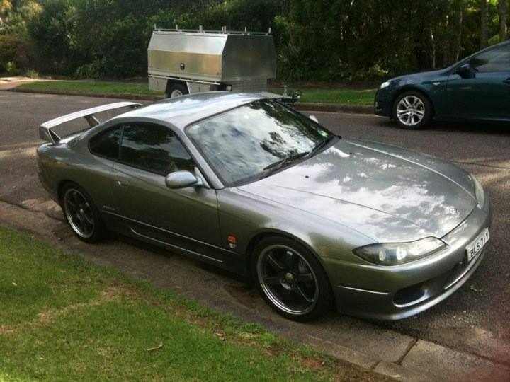 2002 Nissan 200 SX SPEC S GT
