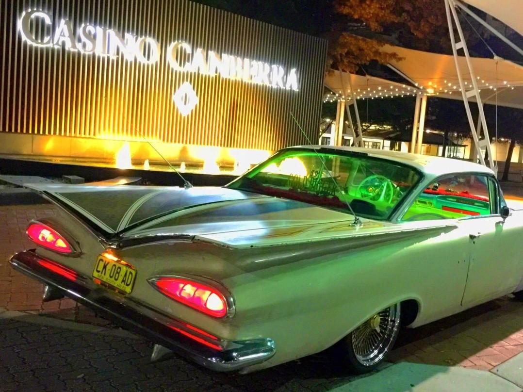 1959 Chevrolet IMPALA coupé 383EFI