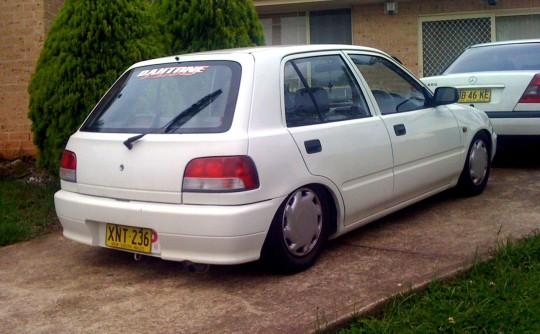 1996 Daihatsu Charade