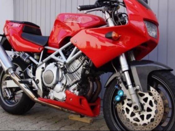 1997 Yamaha 849cc TRX850