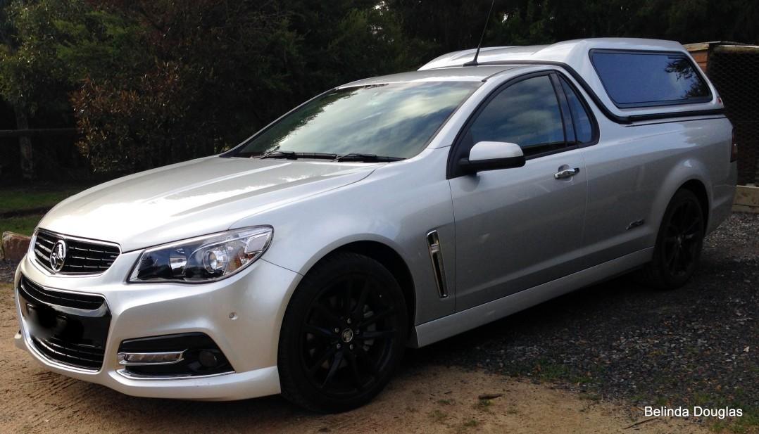 2015 Holden COMMODORE SSV