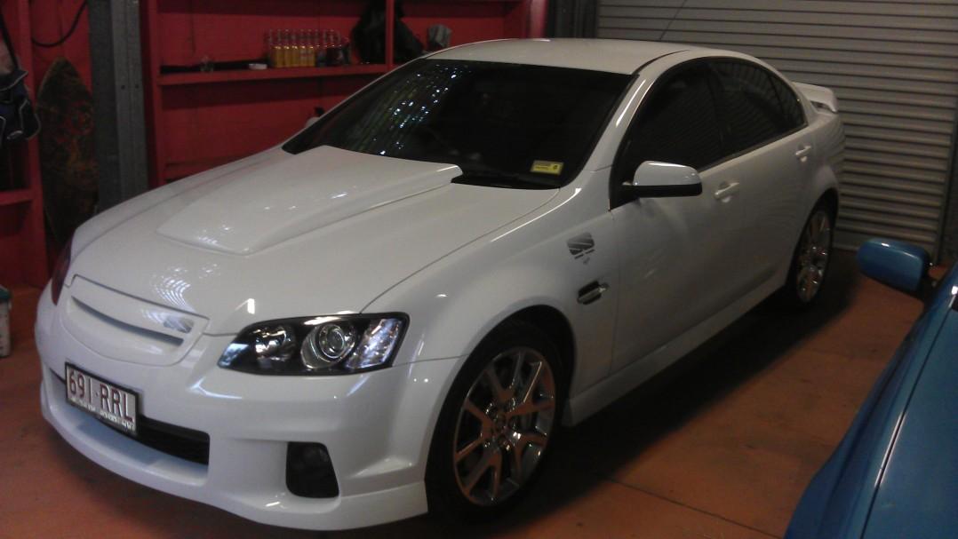 2011 Holden SSV REDLINE