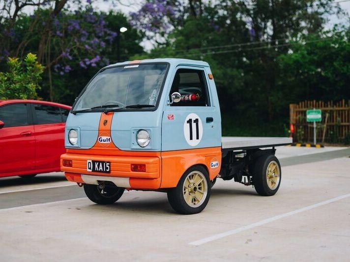 1980 Suzuki SUPER CARRY