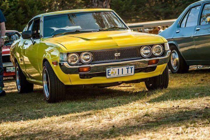 1977 Toyota Celica ra28